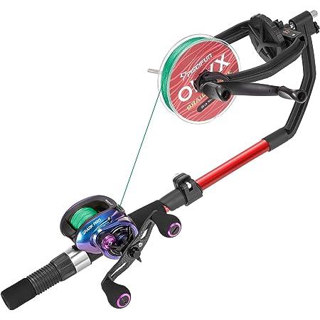 Baitcasting STRIKEBAIT Fishing Line Spooler for Spincast Spinning Reels,