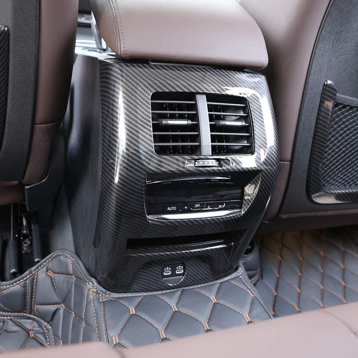 Apply Max 42% OFF New sales to Fiber Style ABS Auto Air Car Caondition Accessories Out