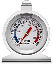 KT THERMO Dial Oven Thermometer With Instant Read,2-Inch Stainless Steel Grill Thermometer …
