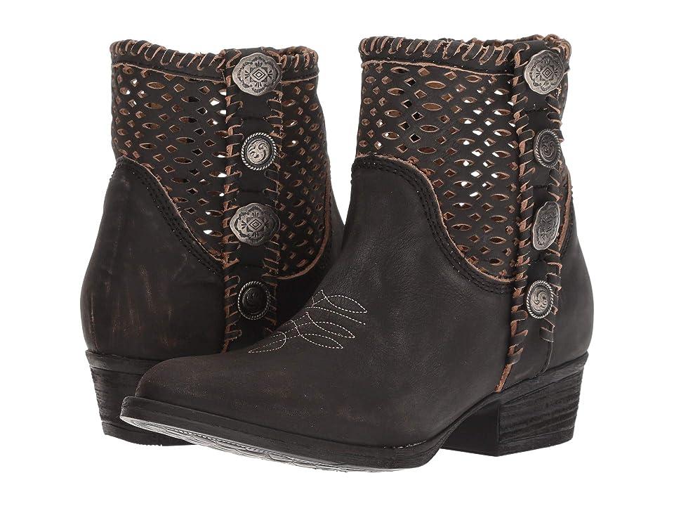 Corral Boots Q0117 (Black) Cowboy Boots