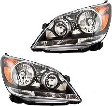 Best 2009 honda odyssey headlight assembly replacement Reviews