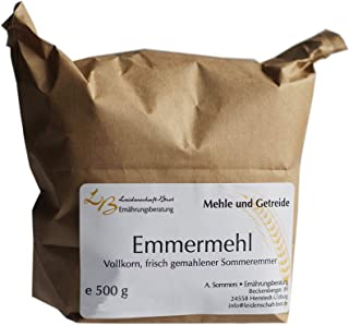 Emmermehl Vollkorn 500 g