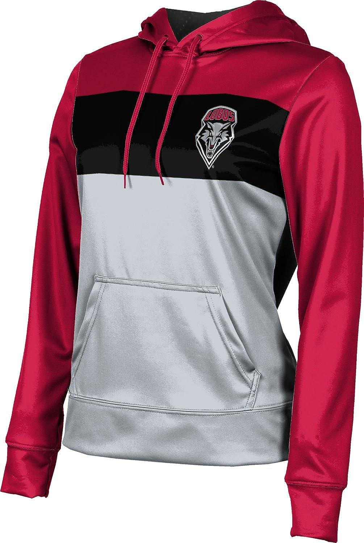 The University of New Mexico Girls' Pullover Hoodie, School Spirit Sweatshirt (Prime)