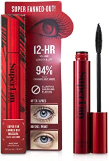 Smashbox SuperFan Mascara Gives Modern 12 Hour Length 0.33oz