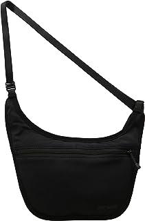 Pacsafe Coversafe S80 Anti-Theft Secret Body Pouch, Black, One Size