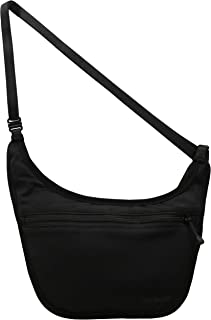 Pacsafe Coversafe S80 Anti-Theft Secret Body Pouch, Black