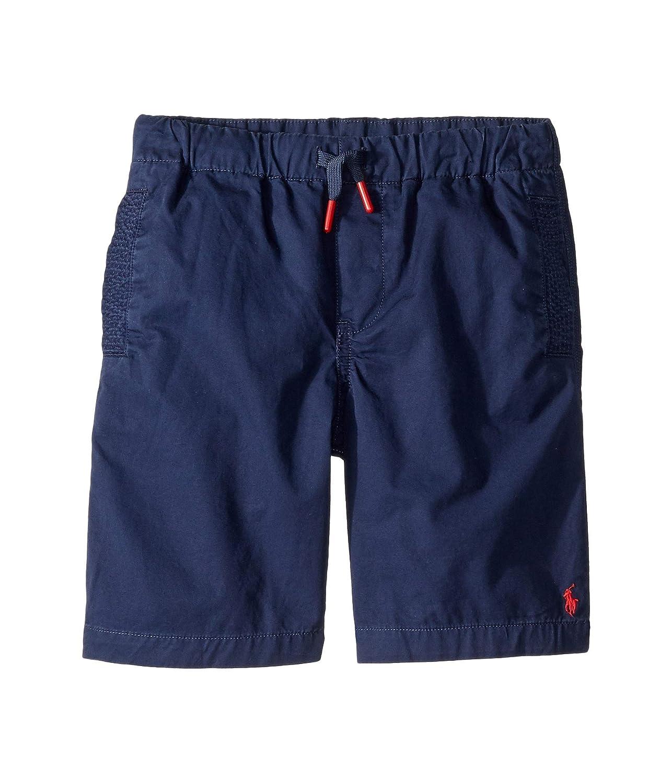 [Polo Ralph Lauren(ポロラルフローレン)] キッズショーツ?短パン Cotton Chino Pull-On Shorts (Little Kids) [並行輸入品]