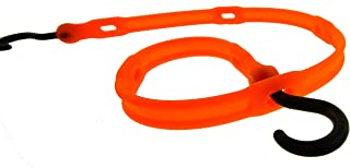 The Perfect Bungee by BihlerFlex,  AS36NG Adjust-A-Strap Adjustable Bungee,  36,  Safety Orange