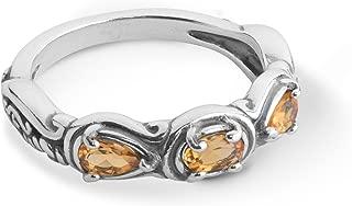 Best citrine stone november birthstone ring Reviews