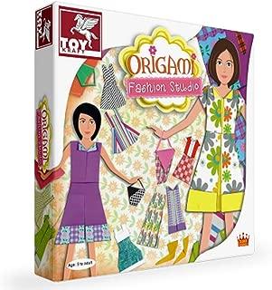 Toy Kraft Origami Fashion Studio, Multi Color