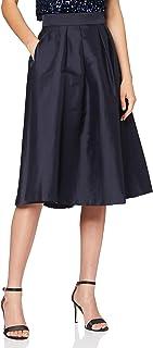 APART Fashion Dull Satin Skirt Gonna Donna