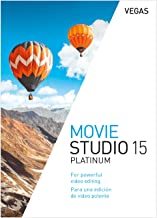 VEGAS Movie Studio 15 Platinum – Powerful tools for video editing [Download]