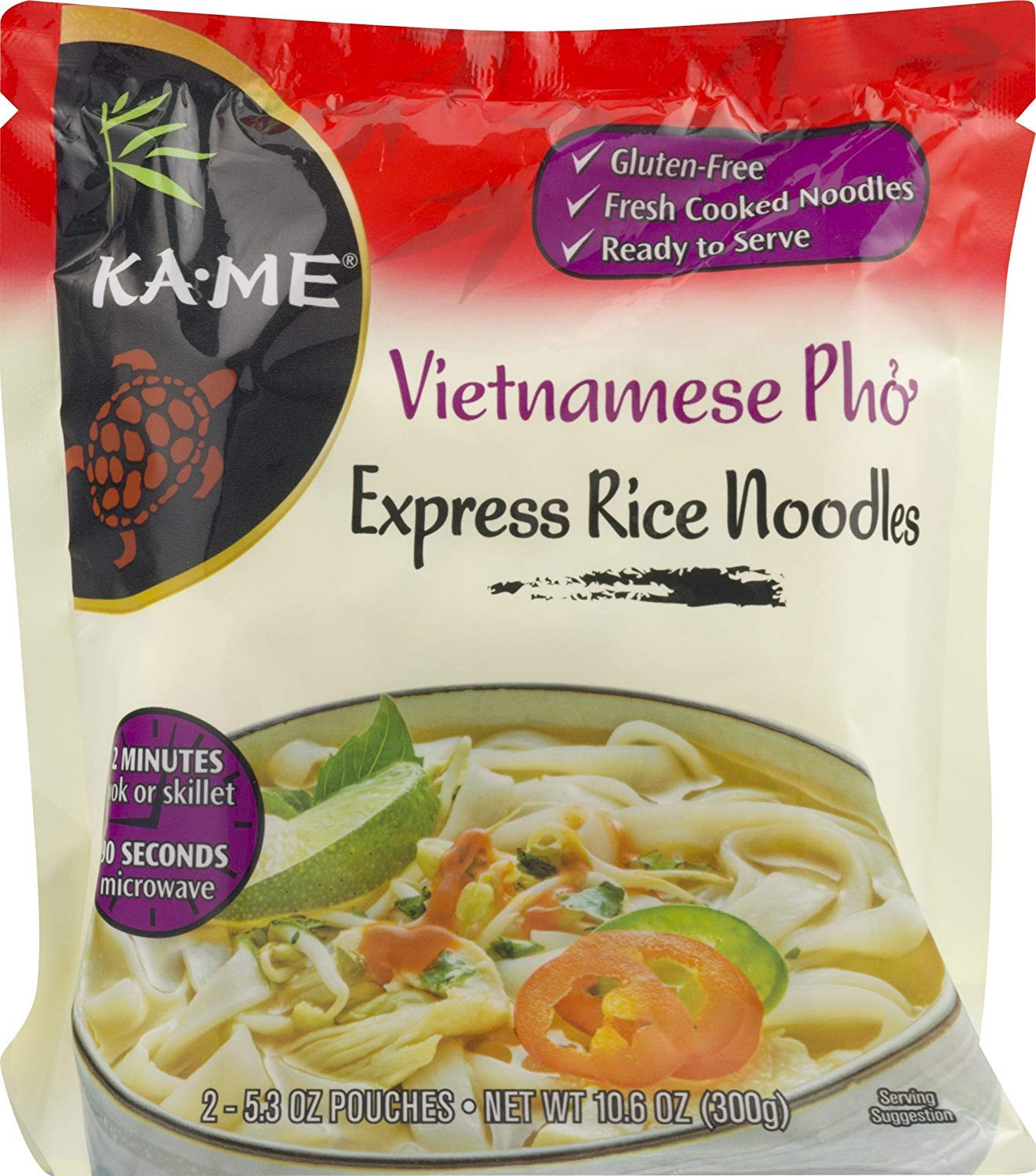 Ka Me All Max 40% OFF items in the store Noodles PHO oz Rice 10.6 Vietnamese