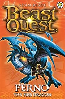 Beast Quest: Ferno the Fire Dragon: Series 1 Book 1
