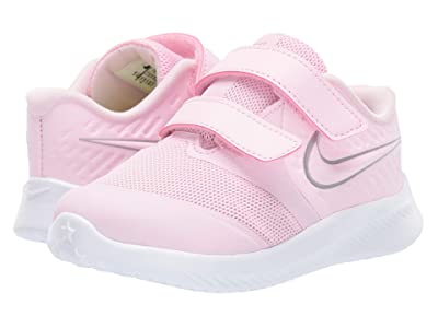 Nike Kids Star Runner 2 (Infant/Toddler) (Pink Foam) Girls Shoes