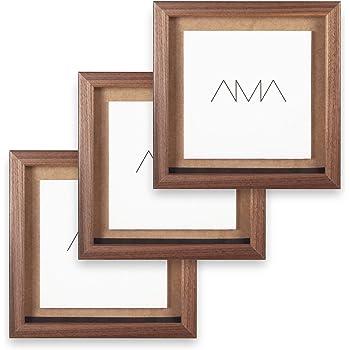 AMA Marcos para vinilos (Pack 3) - Expón y Protege Portadas de ...