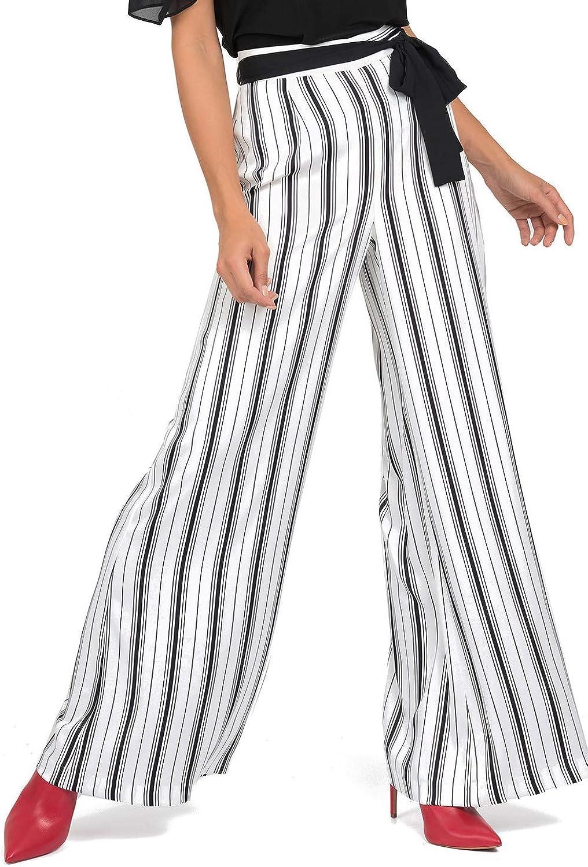 Joseph Ribkoff Women's Pant Style 192905 Black, White