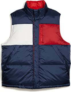 Men's Adaptive Reversible Vest with Magnetic Buttons