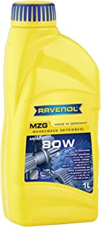 RAVENOL Multi-Purpose Gear MZG SAE 80API GL, 1litres