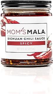 Mom's Mala Sichuan Chili Sauce - Spicy (8 oz)