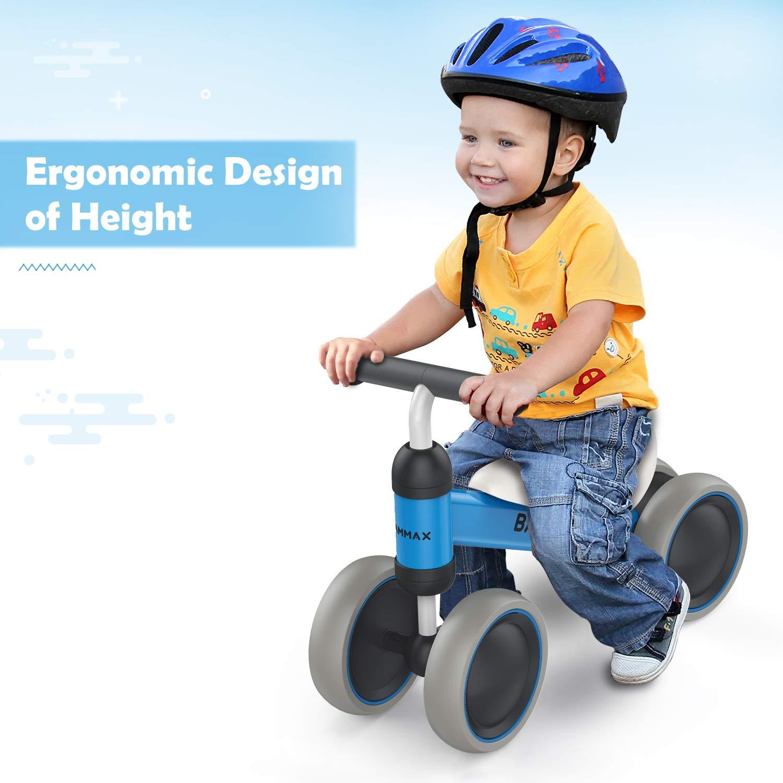 Bammax Bicicleta sin Pedales, Bici sin Pedales Niño, Juguetes Bebes 1 Año, Triciclos Bebes, Correpasillos Bebes 1 Año: Amazon.es: Juguetes y juegos