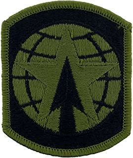 16th Military Police Brigade Patch OCP Regulation with/Fastener