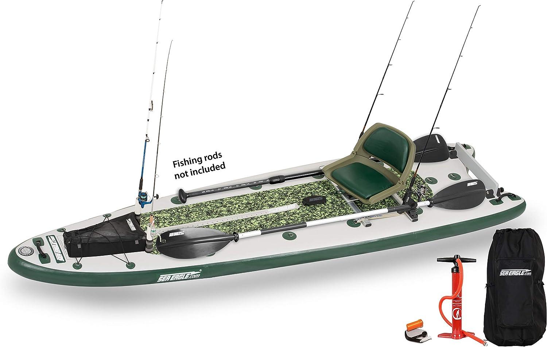 Sea Eagle FishSUP Paddle Board