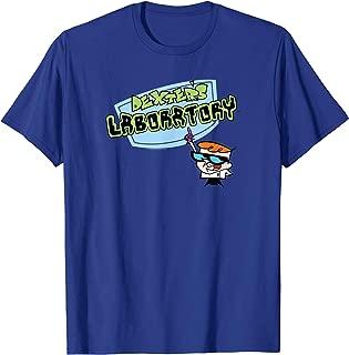 Dexter's Laboratory Logo T-Shirt