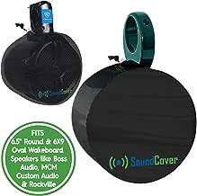 2 Boat Speaker Covers for 6.5