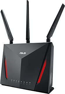 Asus AC86U Dual Band Wireless Gaming Router With Mu Mimo