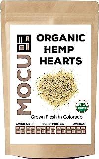 USA Grown Organic Hemp Hearts (Hulled Hemp Seeds) | 3 LB Bag | Cold Stored to Preserve Nutrition | Raw, Non GMO, Vegan, Gl...