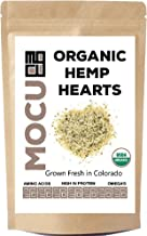 US Grown Organic Hemp Hearts (Hulled Hemp Seeds) | 6 LBS | Cold Stored to Preserve Nutrition | Raw, Non GMO, Gluten Free, ...