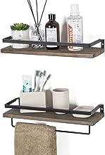 floating shelves for kitchen storage