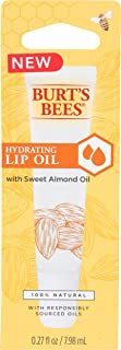 Burts Bees Hydrating Lip Oil with Sweet Almond Oil, 7.98 ml