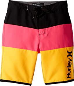 Hurley Kids - Triple Threat Boardshorts (Big Kids)