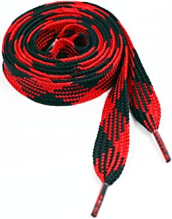 Thick Fat Shoelaces for Sneakers, Boots and Shoes By Ti Shoe Laces - Chose Your Colors