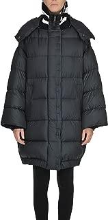 Ermanno Scervino Luxury Fashion Womens MCGLCSP000006009I Black Down Jacket   Season Outlet