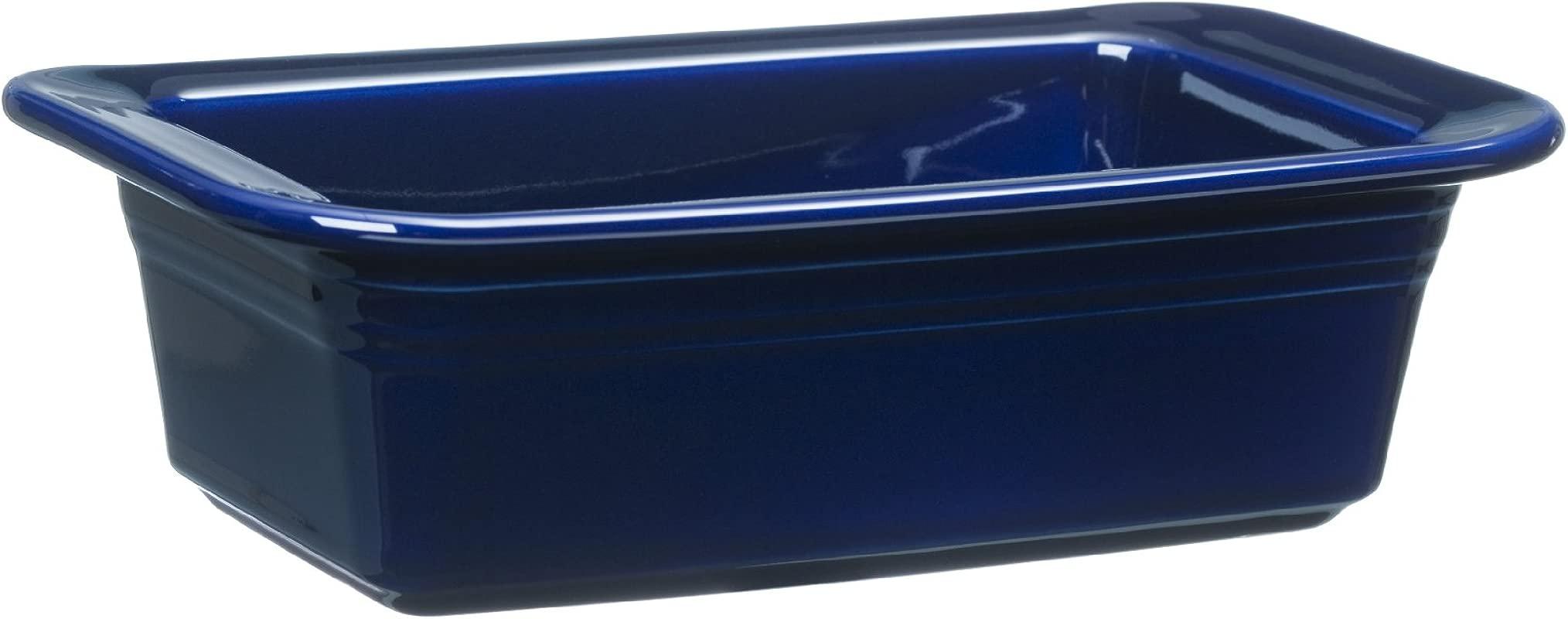 Fiesta 813 105 Loaf Pan 5 3 4 Inch By 10 3 4 Inch Cobalt