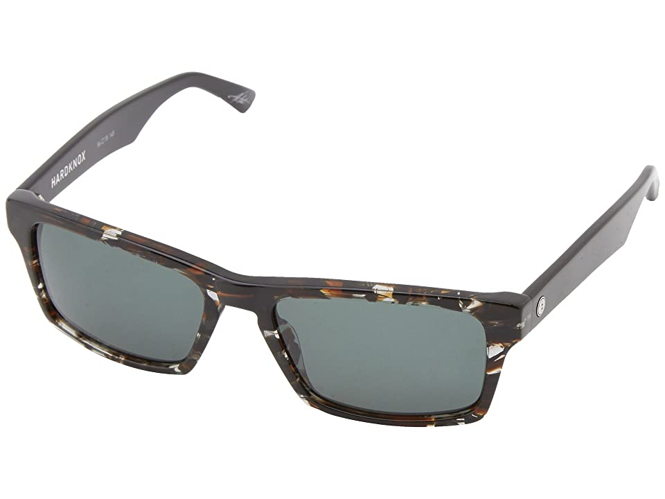 Electric Eyewear Hardknox (Patina/M Grey) Plastic Frame Sport Sunglasses