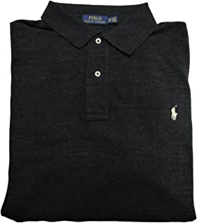 Polo Ralph Lauren Mens Classic Fit Big and Tall Mesh Polo...