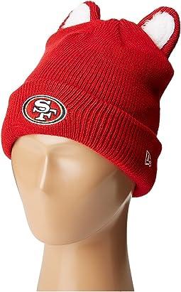 New Era - Cozy Cutie San Francisco 49ers Youth