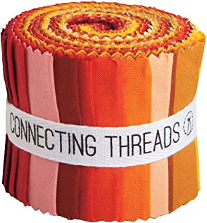 Connecting Threads Color Wheel Premium Precut Fabric Bundle 2.5