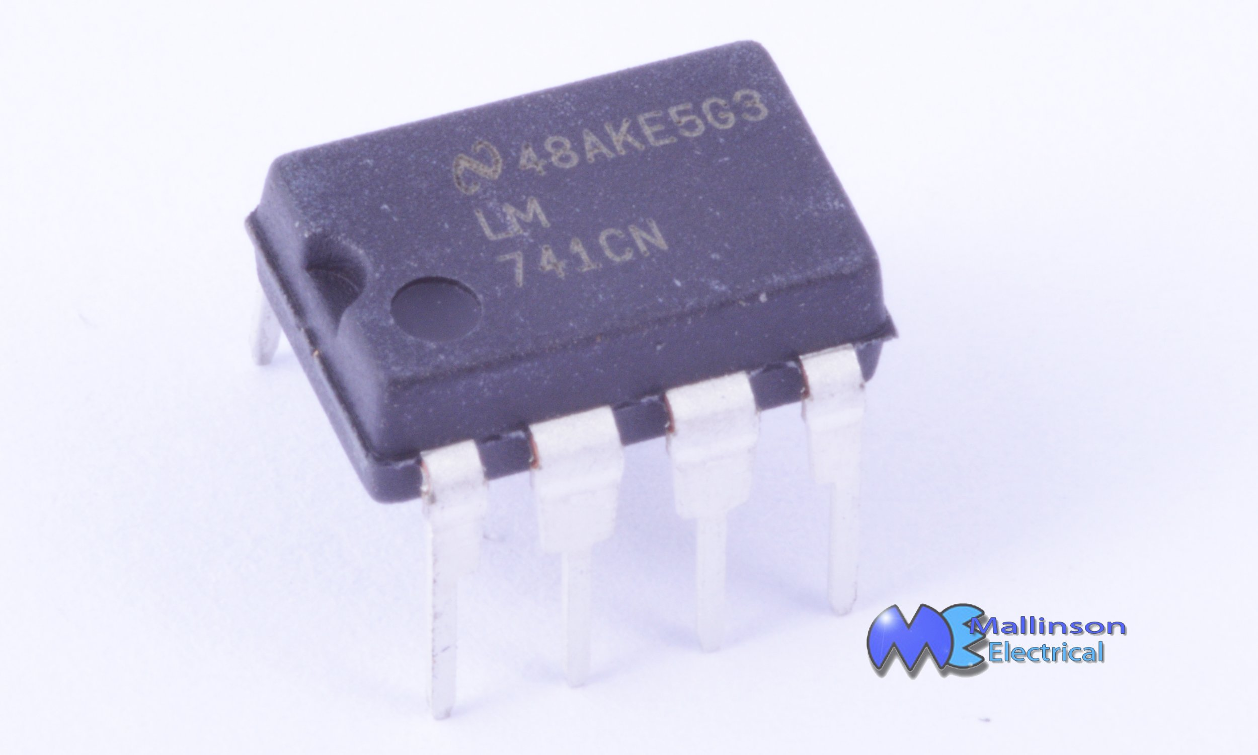 LM741 OP-AMP 8 Pin DIL IC: Amazon.es: Informática