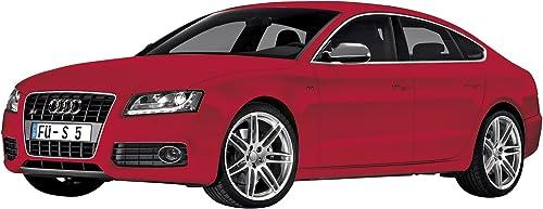 Dickie-Schuco 450880600 - Schuco - Audi S5 Sportback, 1 43 Grünat rot perleffekt