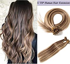 pre tipped human hair extensions