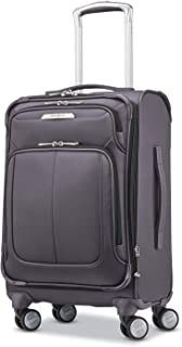 Samsonite Solyte DLX Softside Expandable Luggage with Spinner Wheels