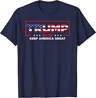 Election Keep America Great GOP T-Shirt