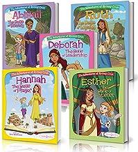Bible Belles Christian Children's Book Set, The Adventures Of Rooney Cruz Bible Story Books, Age 4 – 10, Set Of 5 PDF