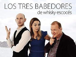 Los Tres Bebedores de whisky escocés