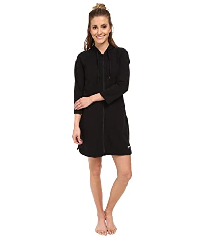 Speedo Aquatic Fitness Robe (Black) Women